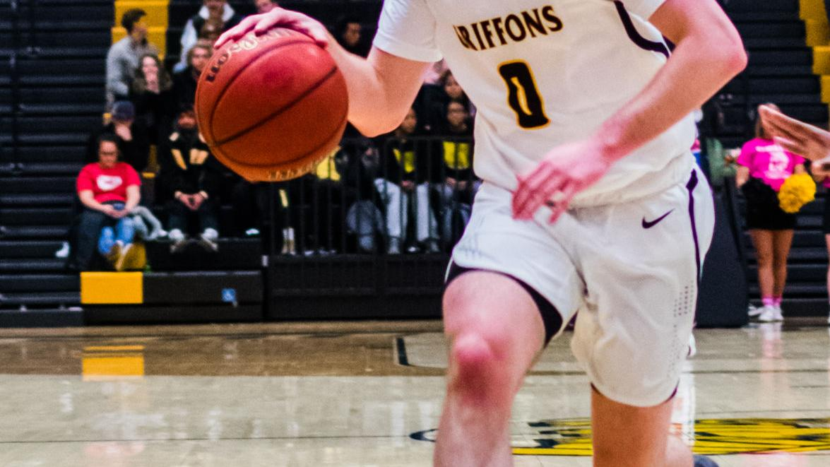 Griffons basketball win two, beat UCM