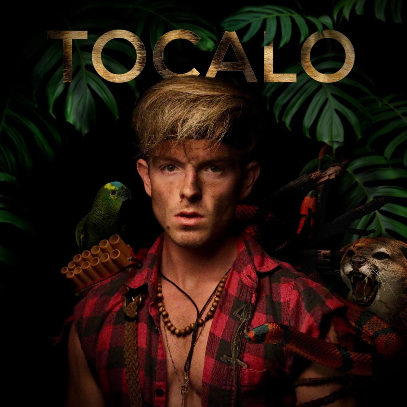 Tocalo Album Cover
