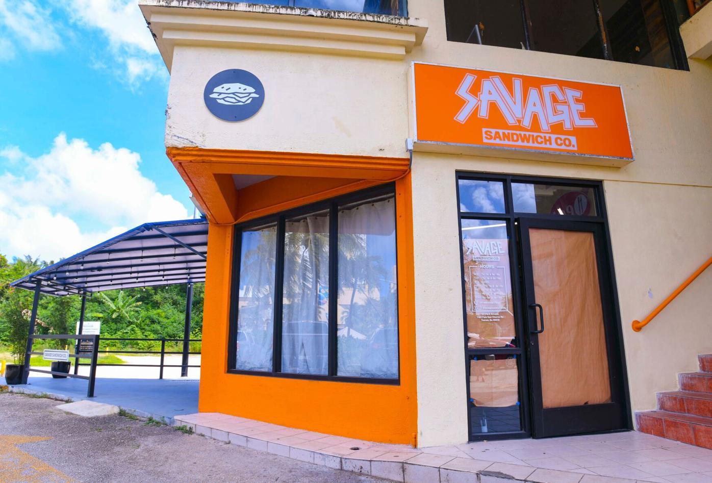 Business Savage 01