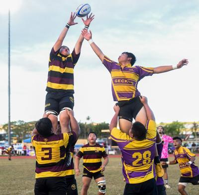 Rugby Finals 16