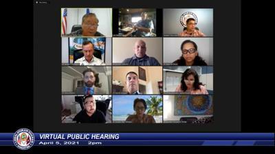 Public Hearing bill 73-36