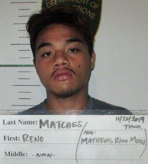 Matheus Reno Aka Fitim Christian Aka Matches Reno