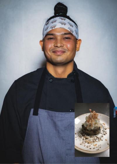 Chef Gil Quichocho