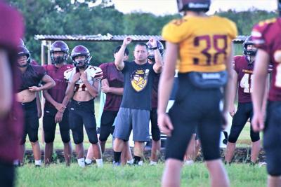 fd coach bruce meno football
