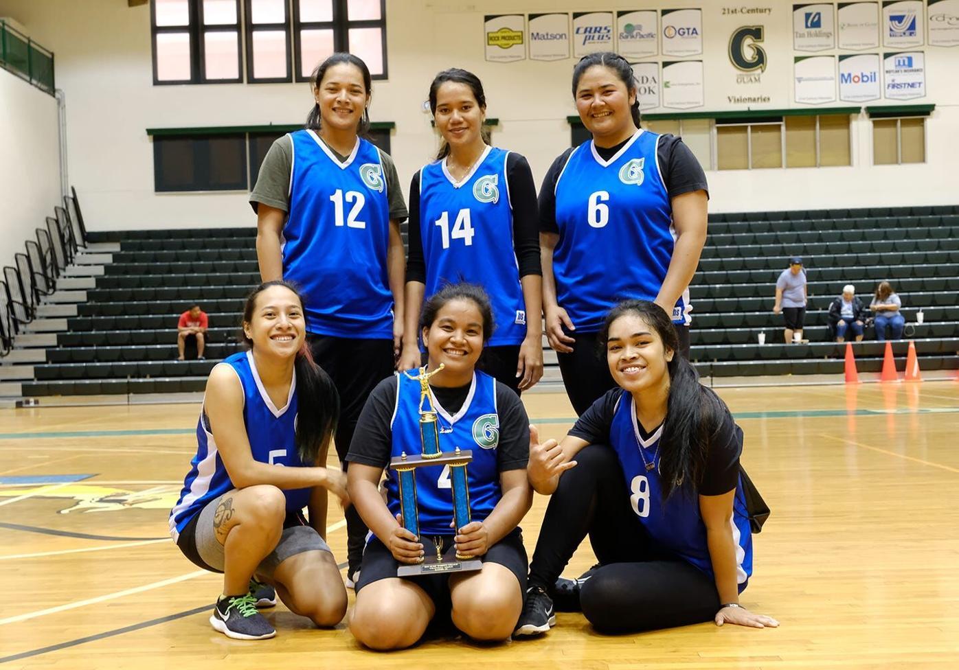Guam Volleyball championships