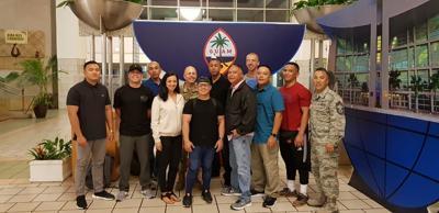 Airmen Depart Swb Mission