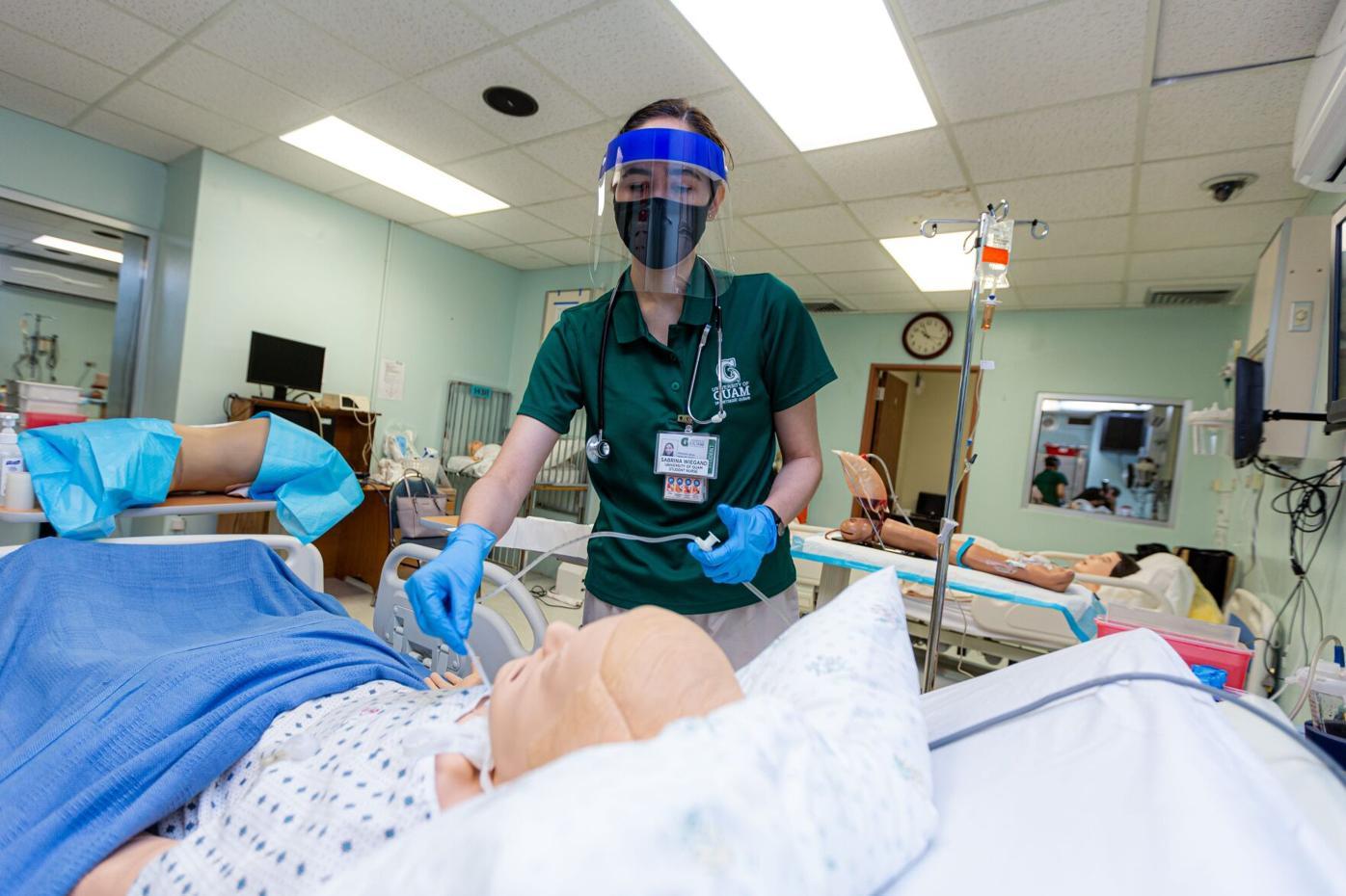 2021 Nursing Student Sabrina Wiegand