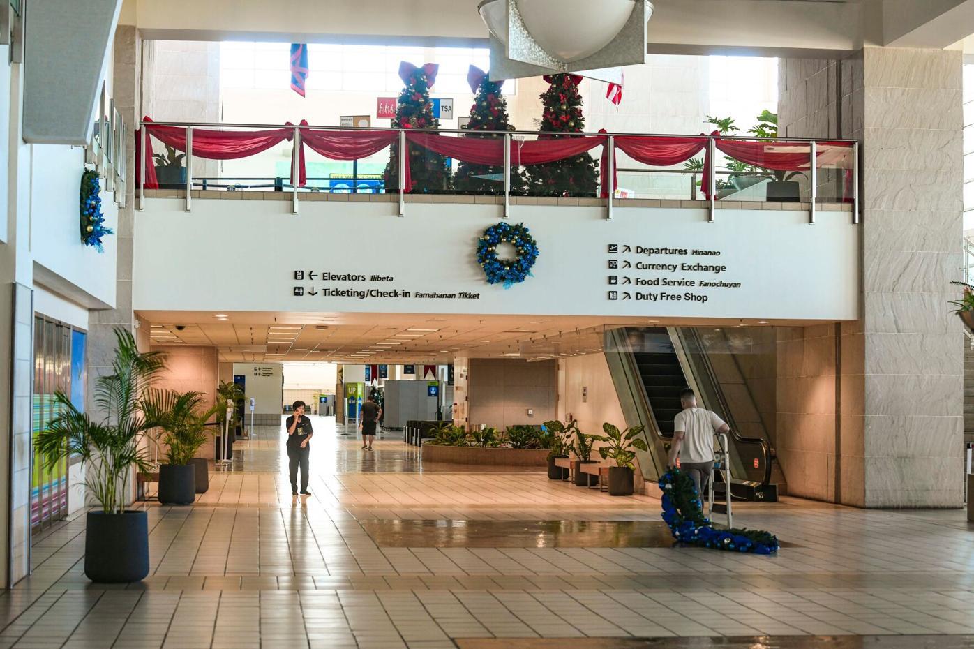 Empty Airport 03