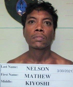 Nelson Mathew