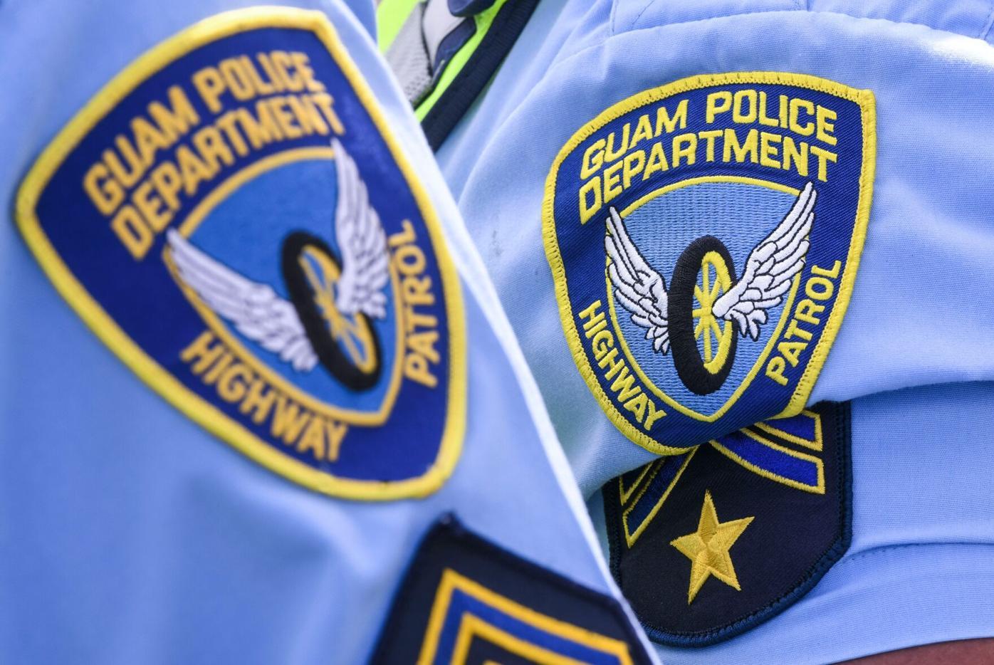GPD Highway Patrol STOCK IMAGE