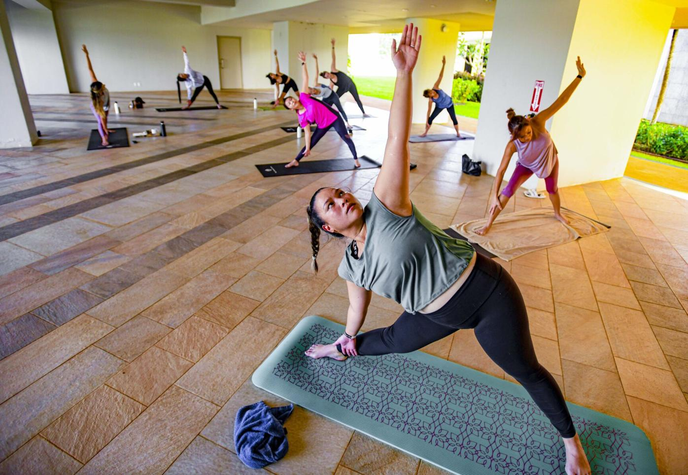 Yoga in Paradise: Ina Wellness Collective at The Tsubaki Tower