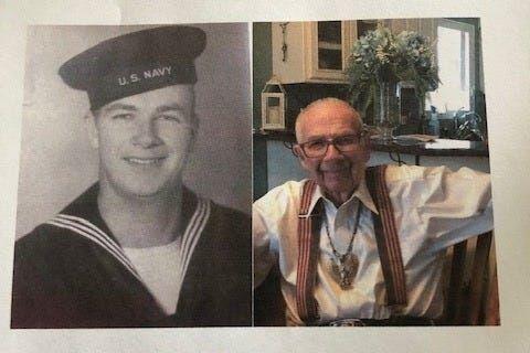 Ww2 Veteran Gordy Rosengren