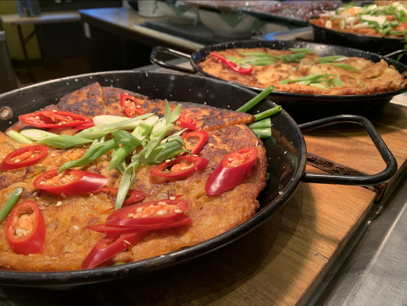Taste opens Korean Dinner Buffet