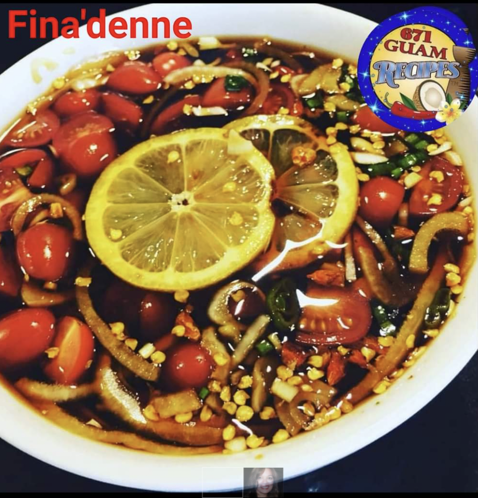 671 Guam Recipes: Fina'denne'
