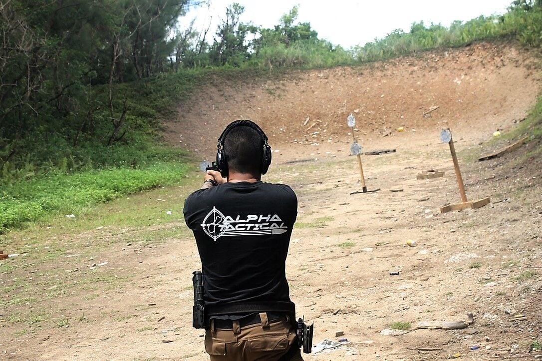 Bong Alfonso shooting practice.jpeg