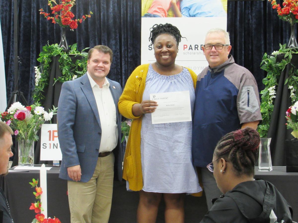 Banquet honors recipients