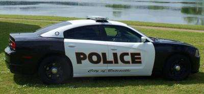 BPD Patrol Car