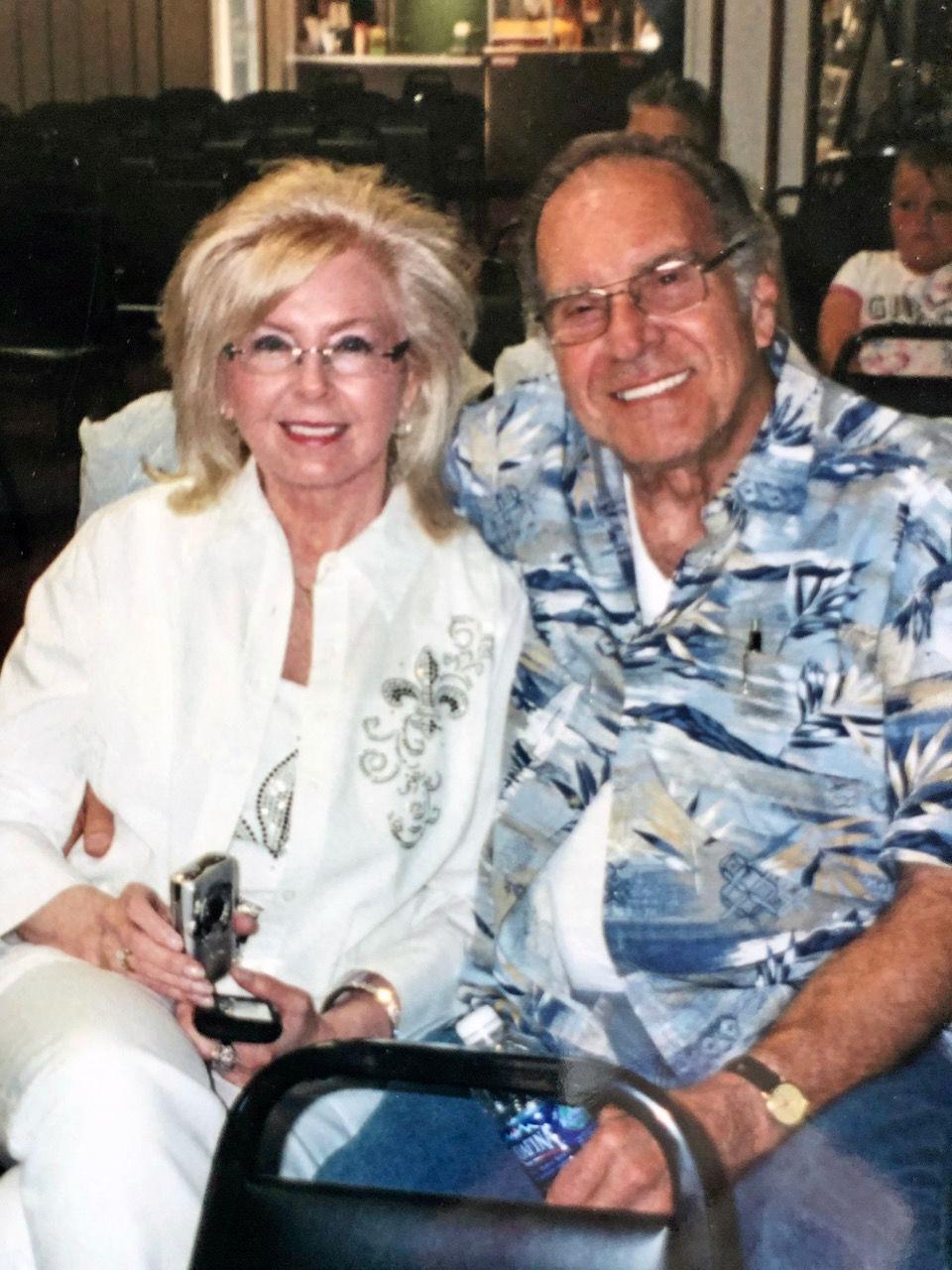 Debbie and Elmer Cochran