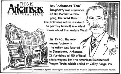 This is Arkansas image