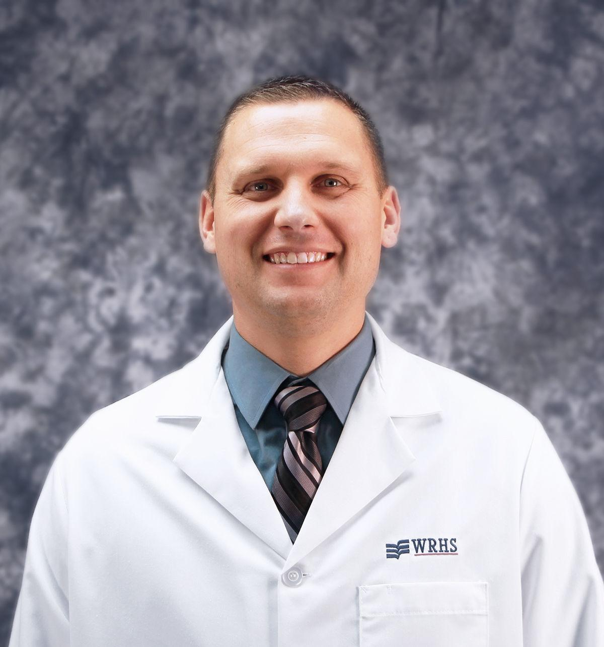 Dr. Jerrod Anderson