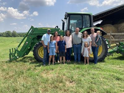 North Central District Farm Family of the Year