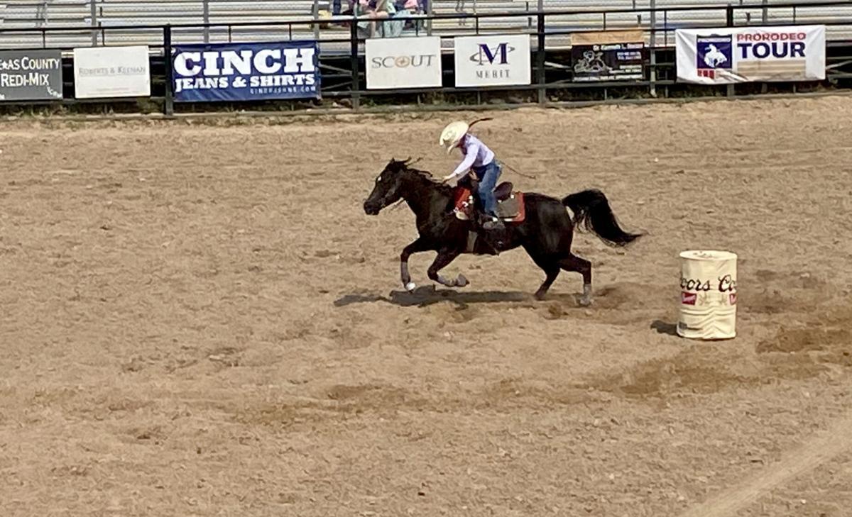 Guymon Pioneer Days Rodeo 2020