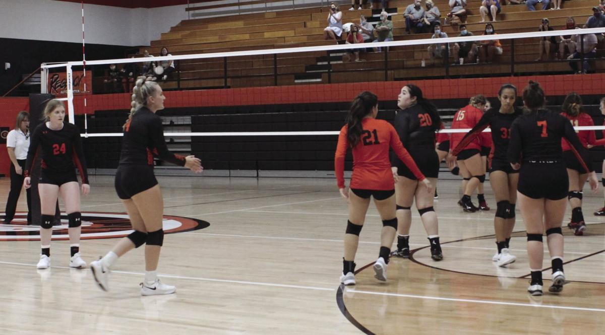 Guymon High School Volleyball vs. West Texas