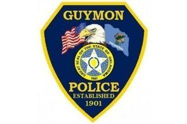 Guymon PD Logo
