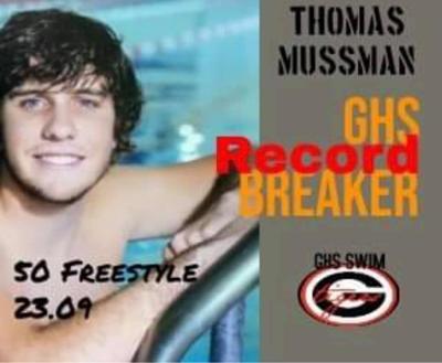 Thomas Mussman Record