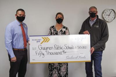 seaboard donates to schools