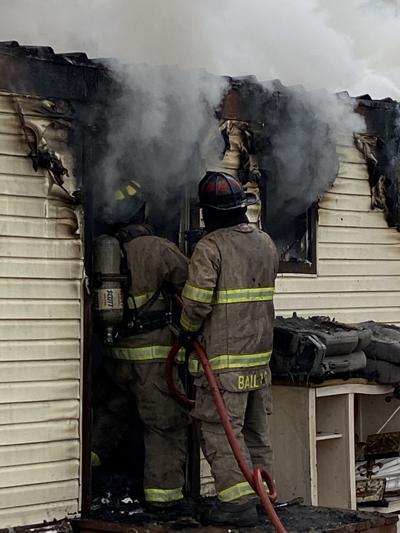 OPTIMA HOUSE FIRE