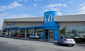 Honda Mall Of Georgia | Auto Body Repair | Buford, GA ...