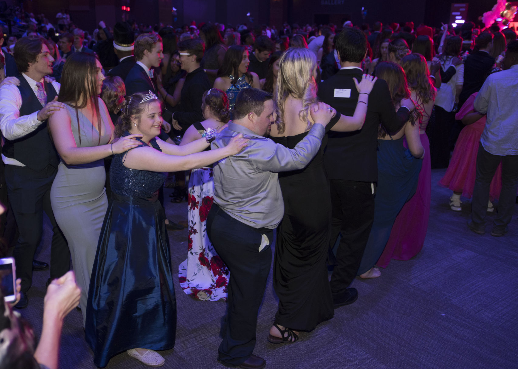 sample invitation letter to speak at an event%0A Annual prom for people with special needs a success   News    gwinnettdailypost com