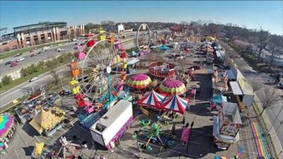Sugarloaf Mills Hosts Peachtree Rides Carnival Through May 7 News