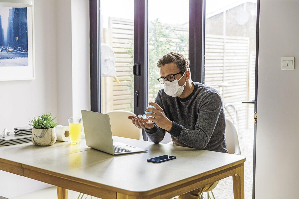 6 Tips To Stay Productive When Working From Home Business Gwinnettdailypost Com