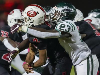 Without Hunter, Collins Hill still shows off on ESPN broadcast with 35-7 win over North Gwinnett
