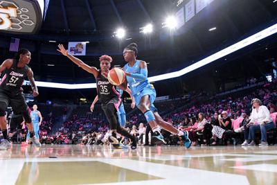 Norcross alum Diamond DeShields makes WNBA All-Rookie Team