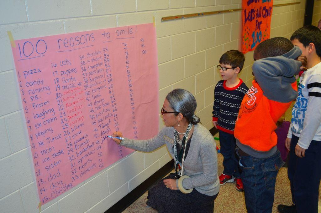 Gwinnett elementary schools celebrate 100th day of school ...