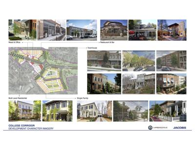 Lawrenceville begins construction on college corridor project