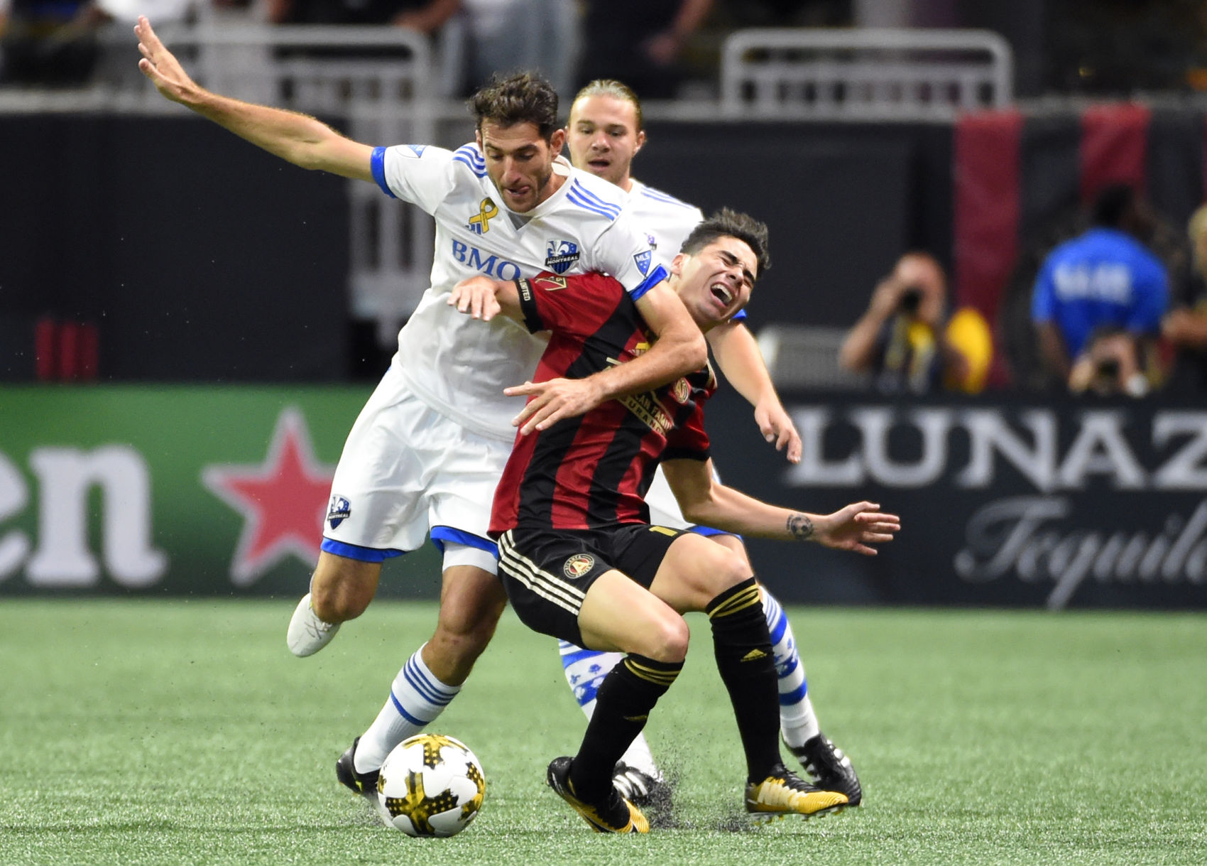 Atlanta extends home unbeaten streak to 12, beats Impact 2-0