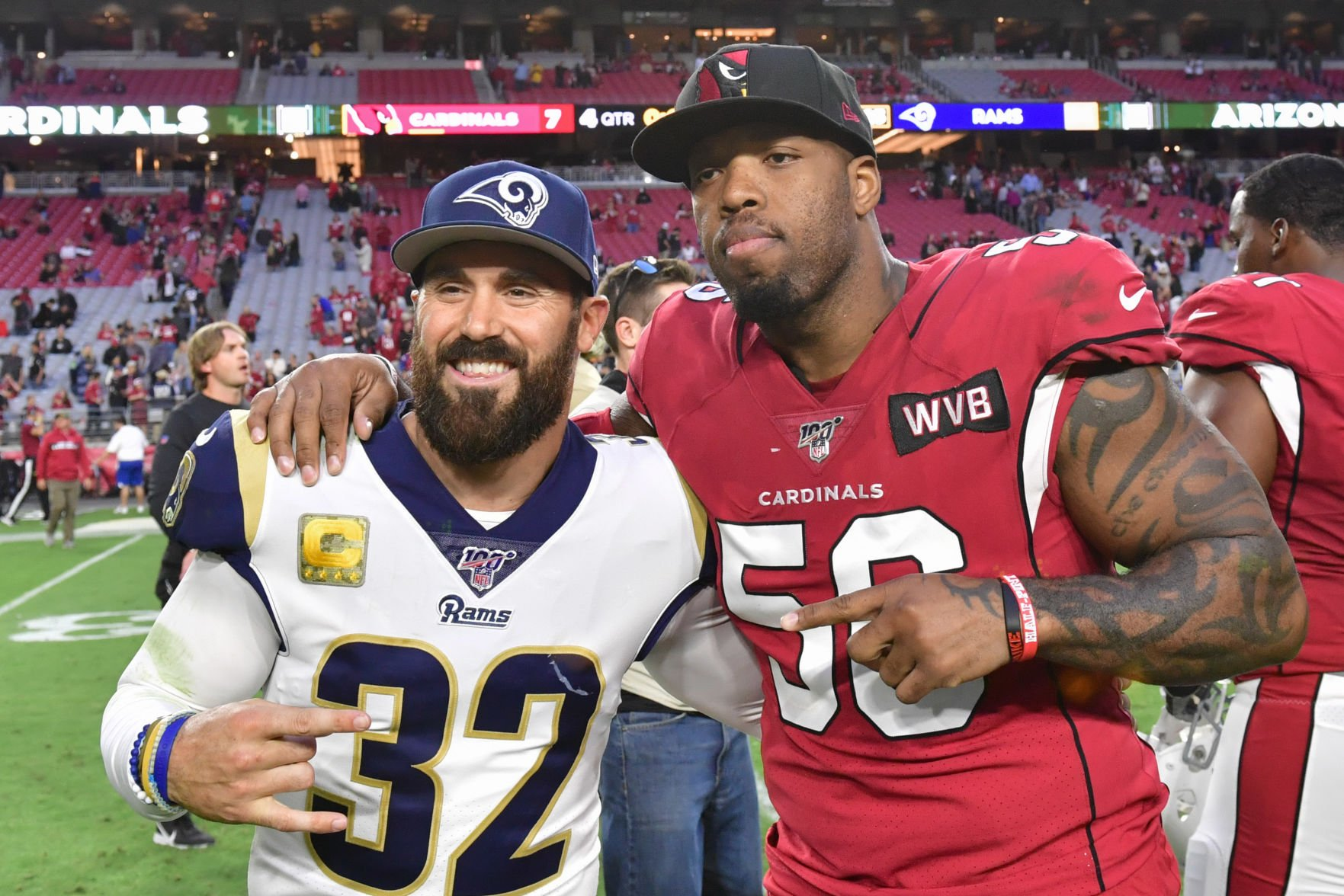 Six-time Pro Bowl safety Eric Weddle retires after 13 seasons ...
