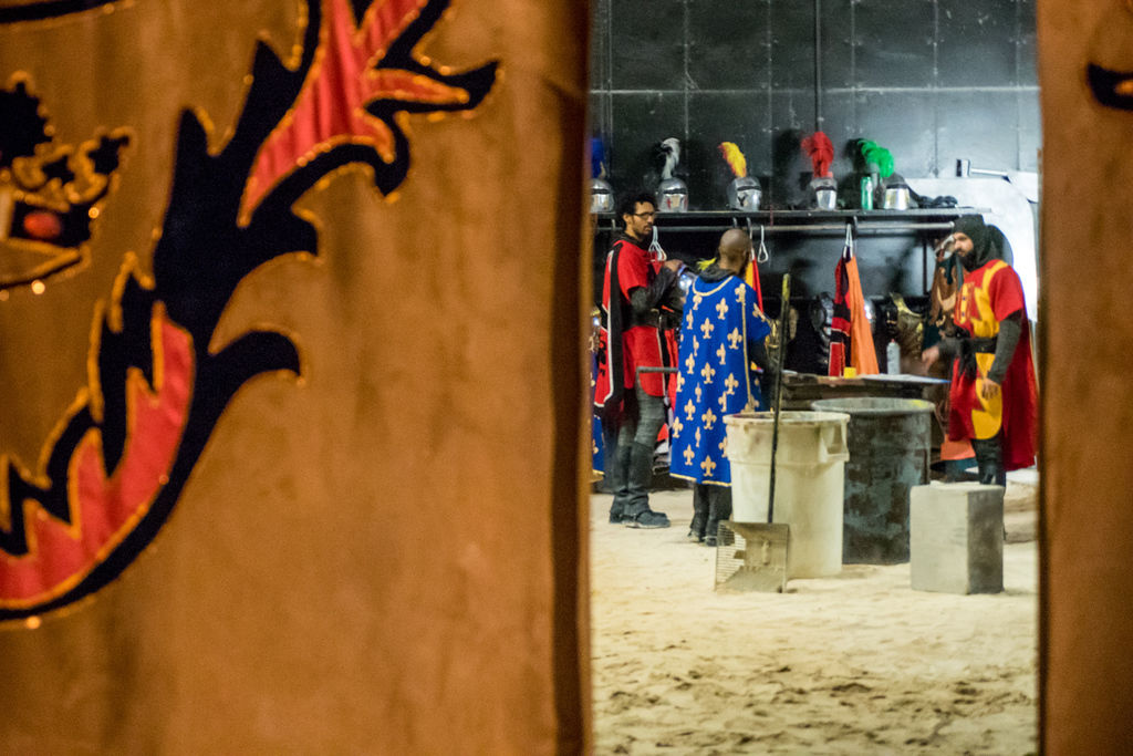 Medieval Times still entertaining local families after 10 years