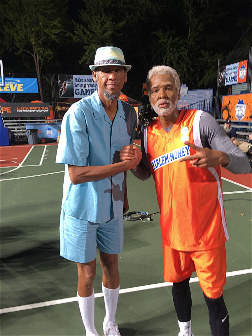 ef9f7a9e469 Former Gwinnett basketball players earn roles in new Uncle Drew movie