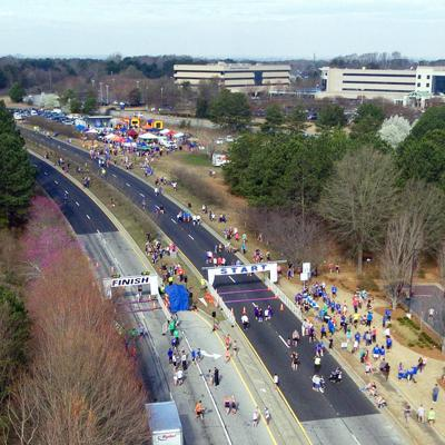 Run the Reagan marking 25 years of benefiting local nonprofits