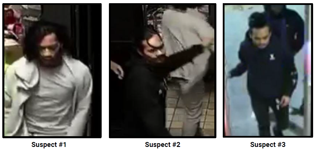Police searching for three men involved in Duluth nightclub shooting