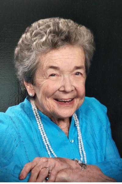 Mrs. Mary Frances Mahaffie McCaleb Dunn