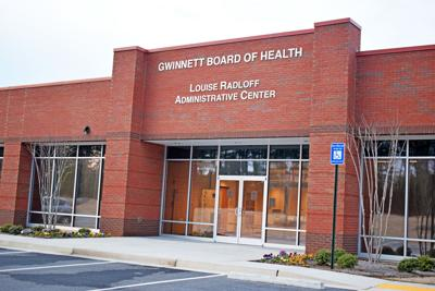 Gwinnett Board of Health Building