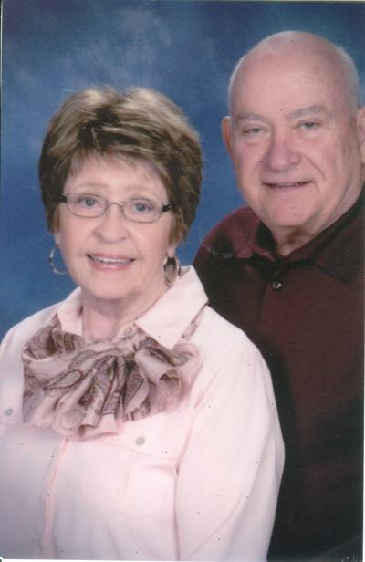 ANNIVERSARY: Bob and Jane Byram Samuelson 50th