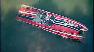 DNR: Speed a 'major factor' in fatal Lake Lanier crash