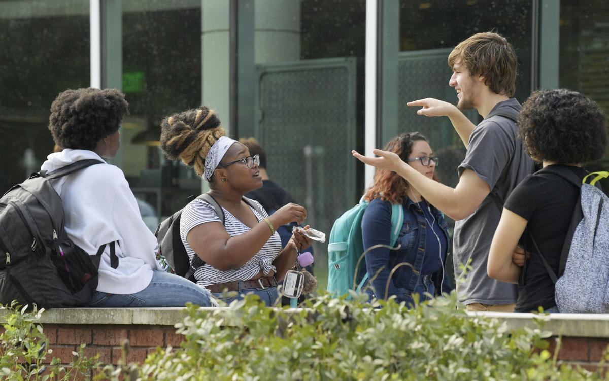 PHOTOS: First Day of Classes at GGC, 2019 | Multimedia ...